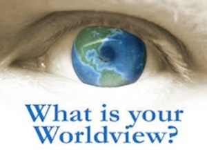 World view eye pixels
